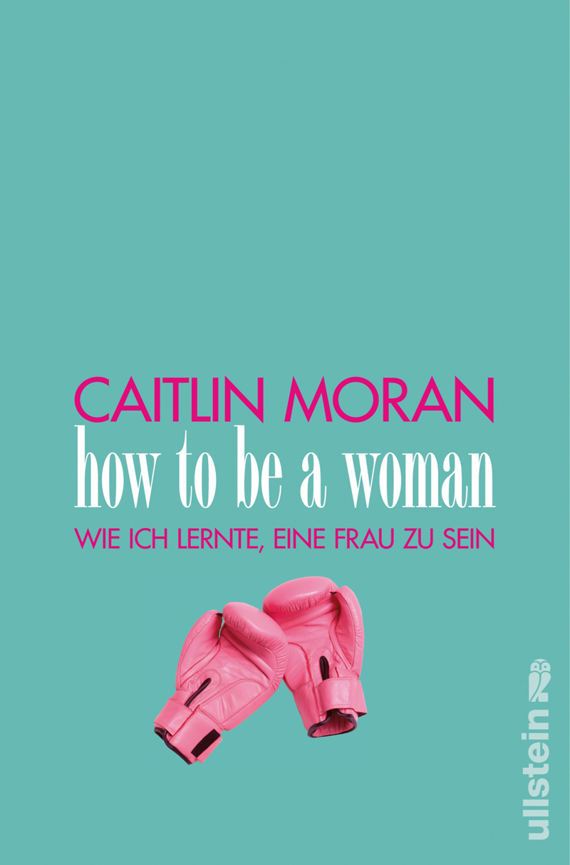 Cover How to be a woman
