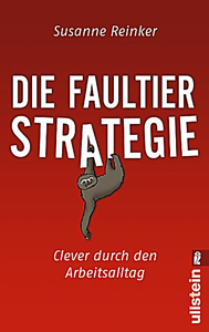 Cover Die Faultier-Strategie